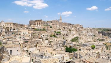 Matera Sassi European Capital Of Culture 2019