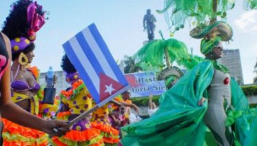 May Day in Havana