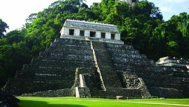 Mayan Circle