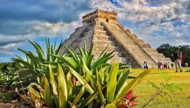 Mayan Ruins Ways (from Cancun)