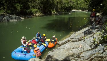 Medellin City Tour & Rafting