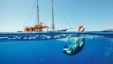 Mediterranean Escape plus Greek Island Hopping