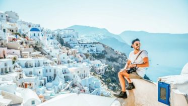 Mediterranean Escape plus Greek Island Hopping