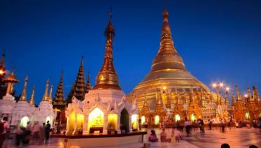 Meet Me In Myanmar - 8 Days