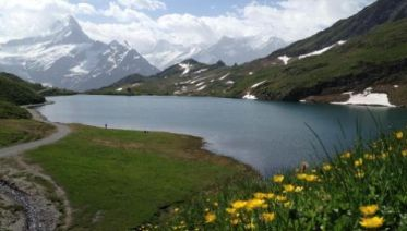 Meiringen: Panoramas of the Swiss Alps - 8 Days