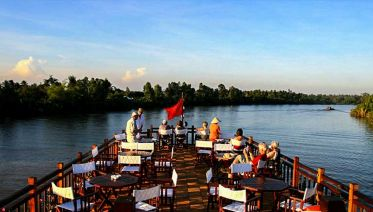Mekong Delta - Cruise On The Mekong River