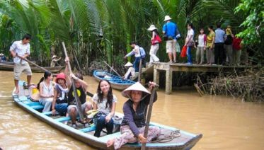 Mekong Delta Day Trip (My Tho & Ben Tre)