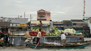 Mekong Delta - Exploring Life On The River