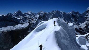 Mera Island & Lobuche: Three Peak Climb