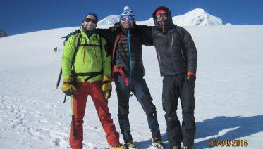Mera Peak 6470m