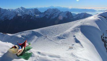 Mera Peak Climbing - 15 Days