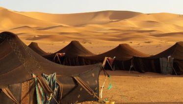 Merzouga Gorges & Deserts Adventure 3D/2N (Marrakech To Fes)