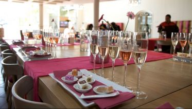 Methode Cap Classique, Chocolate and Wine Tasting
