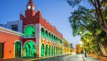 Mexico City & Merida City (delight Mexican Cuisine)