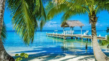 Mexico City to Cancun (via Guatemala & Belize) Travel Pass