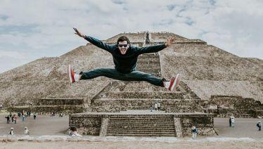 Mexico City to Panama City Travel Pass