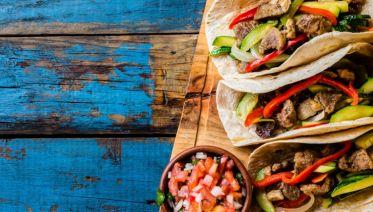 Mexico Food Adventure