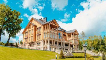 Mezhyhirya Residence Private Tout from Kyiv