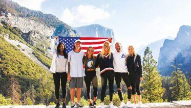 Mighty Yosemite Camping