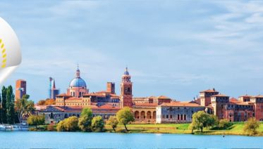 Milan and Lake Como & cruise from Renaissance-infused Mantua to Romantic Venice (port-to-port cruise)