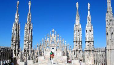 Milan's Duomo, Underground And Terrace Tour