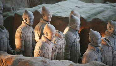 Mini Group Day Tour In Xi'an