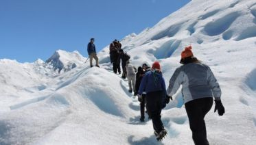 Mini Trekking at Perito Moreno Glacier