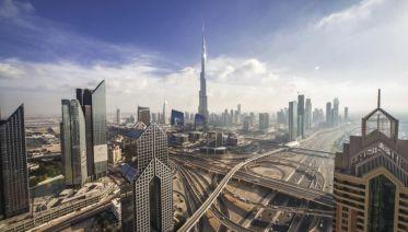 Modern Dubai Tour With Tea In Burj Al Arab