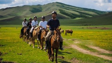 Mongolia Adventure 10D/9N