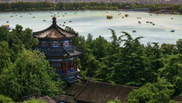 Mongolia, Pandas & Pagodas