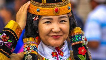 Mongolia: Steppes, Deserts & Nomads