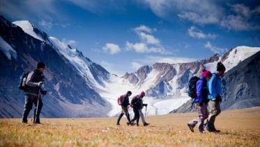 Mongolian Tavan Bogd Trek