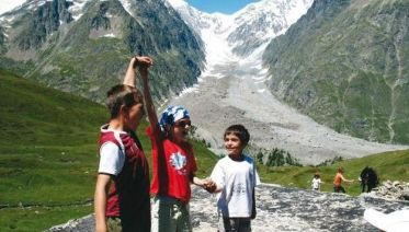 Mont Blanc Family Adventure