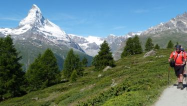 Mont Blanc To The Matterhorn