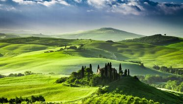 Montalcino, Pienza & Montepulciano Tour From Florence