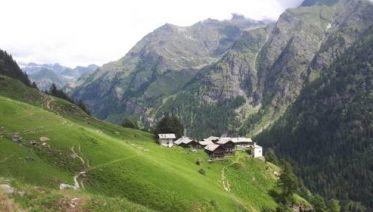 Monte Rosa Alpine Walk