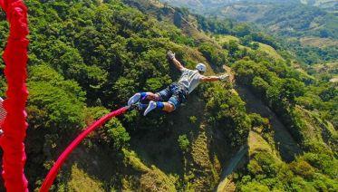 Monteverde Canopy Zip-line & Bungee