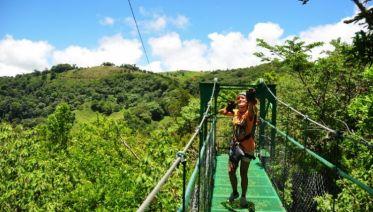 Monteverde Canopy Zip-line