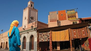 Moorish Spain to Marrakech
