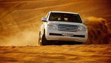 Morning Desert Safari Tour Dubai