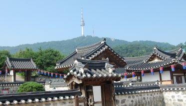 Morning Seoul Tower Tour