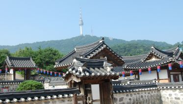 Morning Seoul Tower Tour