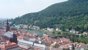 Morning Tour Of Heidelberg