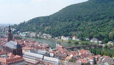 Morning Tour Of Heidelberg