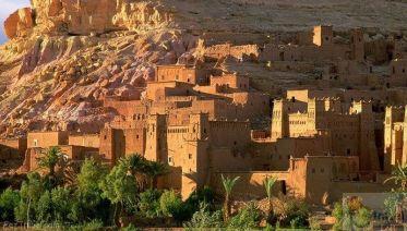 Moroccan Desert Safari Tour