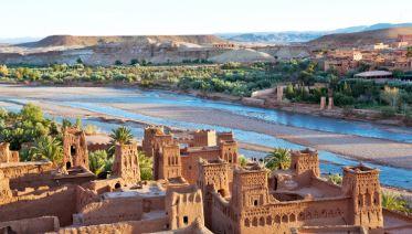 Morocco Encompassed