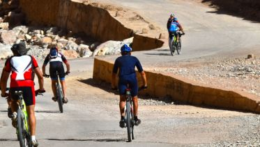 Morocco Family Cycling Holiday
