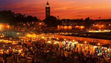 Morocco, Sahara & Beach
