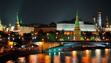 Moscow At Night Tour