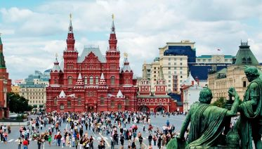 Moscow In One Day City Tour